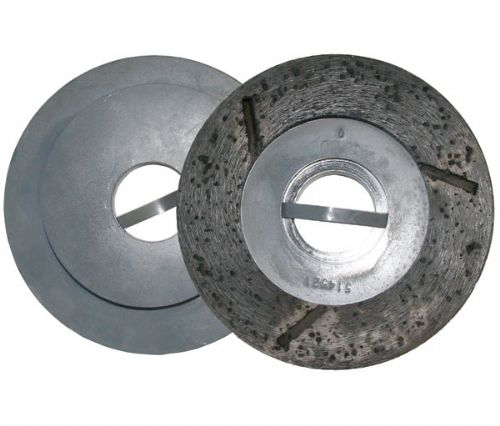 130mm Hercules Diamond Stock Removal Disc