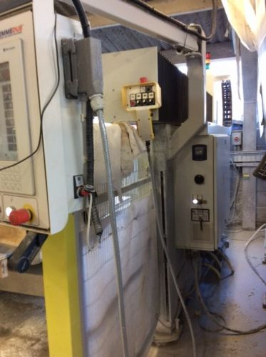 Emmedue Discovery 5 Axis Machine