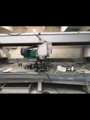 Intermac 4000 cnc machine