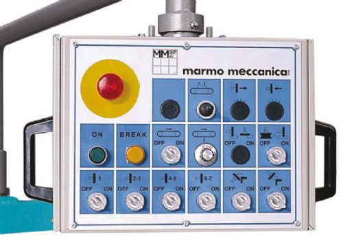Marmo Meccanica LCH 711 Granite Edge Polisher