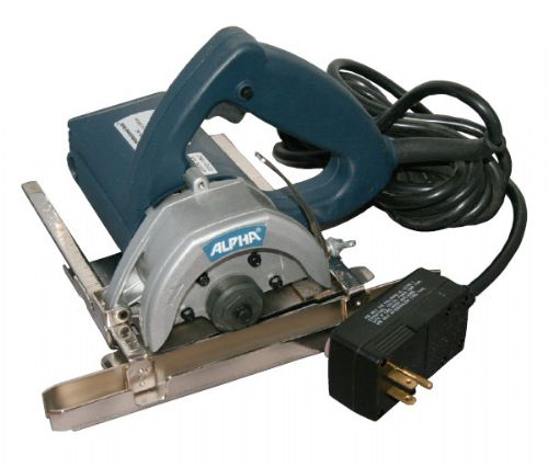 Alpha Wet Stone Cutter