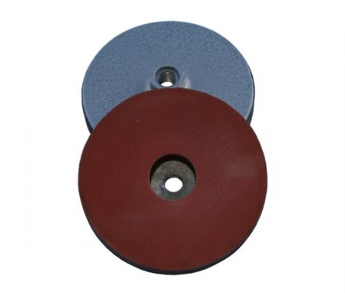 Aluminium/Rubber Backing Pad - M14