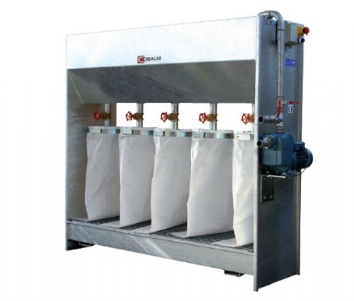 Cobalm Sludge Bagging Machine