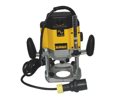 DeWalt Water-fed Profiling Router