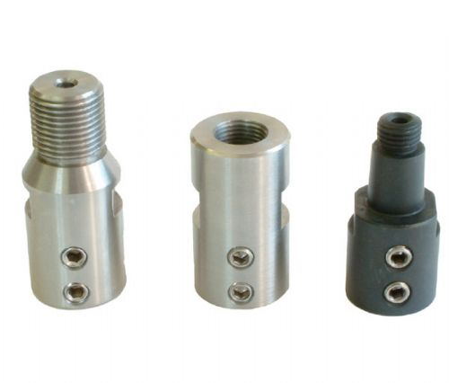 Solid Granite Drill Adaptors (for use with water chucks)