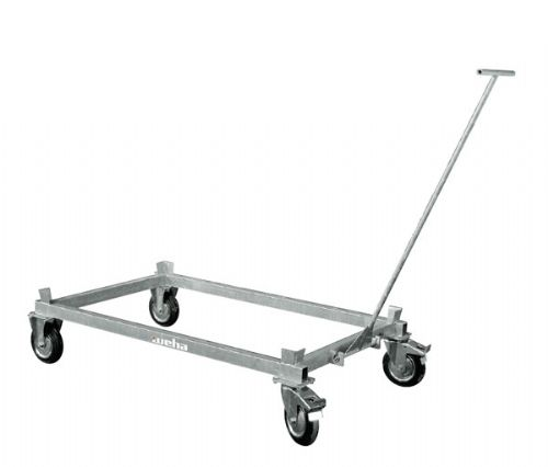 Weha Chassis for Transport Pallets