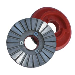 100mm Granite Stone & Marble Cup Wheels QR Snail