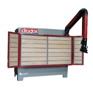 Ghines Idrodos - Suction Wall with Water Depuration
