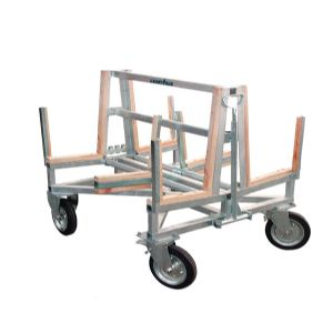 Weha Cut Stone Trolley MULTI