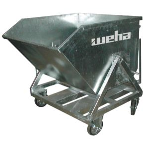 Weha Mobile Tipping Container
