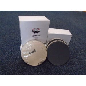 Venom Plain Backed Paper Discs 125mm