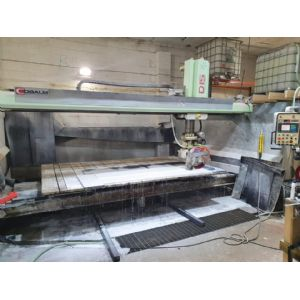 Cobalm D15 fully automatic bridge saw