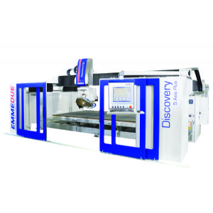 Emmedue Discovery 5 Axis Plus