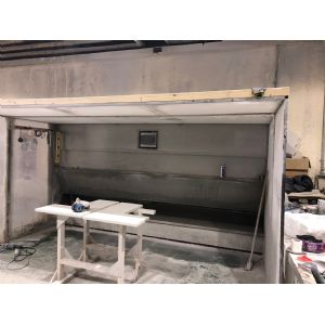 Dust Booth 3