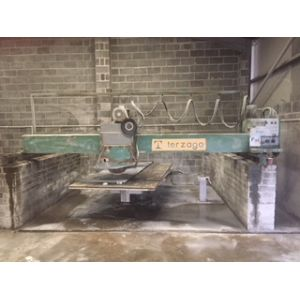 Terzago F30 bridge saw