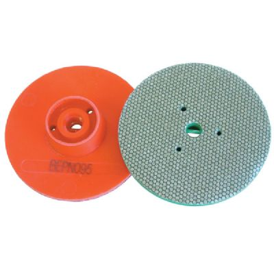 AS70 100mm M14 Marble Polishing Discs
