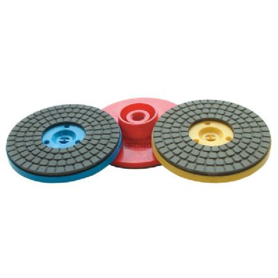 Dia-Dot 100mm Granite M14 Polishing Discs