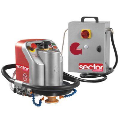 Ghines Sector Triplespeed - Electronic Portable Shape-Milling Machine
