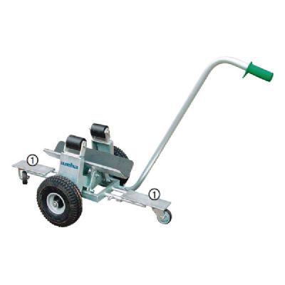 Weha Slab Trolley BUTTERFLY with Clamp and Pole