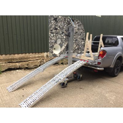 Easy-Lift Ramps - Optional Extra