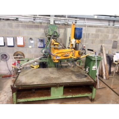 Radial Arm Processing Machine
