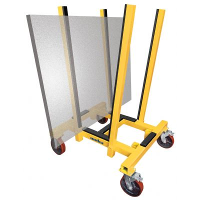 Weha Economy V-Form Slab Trolley