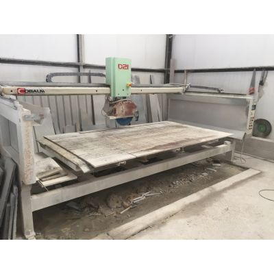 Cobalm D21 Bridge Saw, 2005