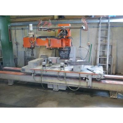 Ravelli Syrma Stone Machine 2006 model