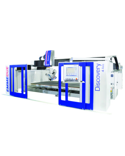 Emmedue Discovery 4 Axis