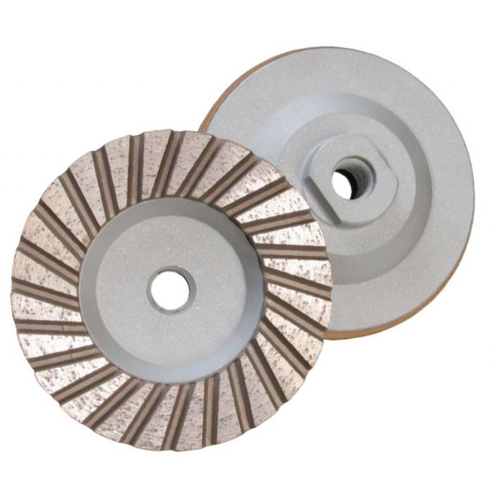 Weha 100mm Granite Cup Wheels M14 Fitting