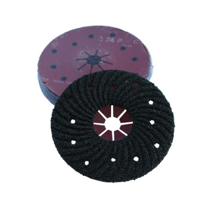 Spiracut Semi-flexible 5'' Silicon Carbide Discs