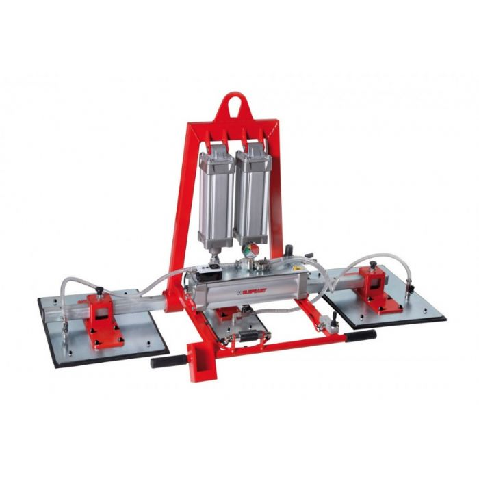 LM3RP Vacuum lifter with 3 suction pads