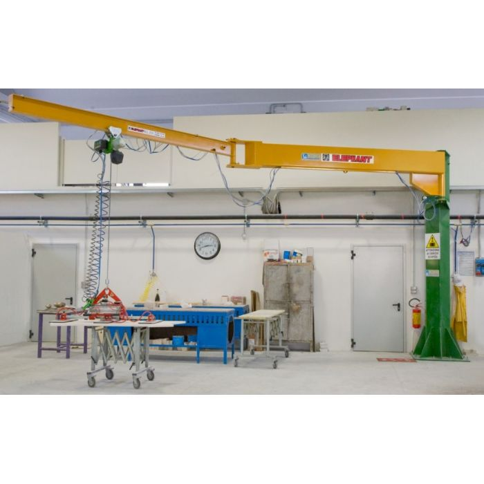 Elephant Crane with Articulated ARM CS-1000/4  and CS-500/5